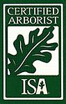 Certified ISA Arborist